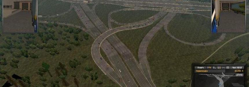 Realistic Russian highways v2.1