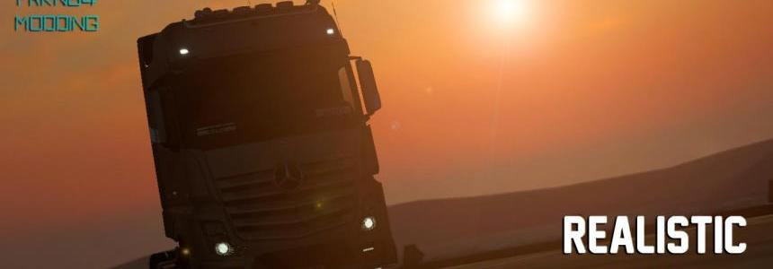 Realistic Truck Physics v5.0