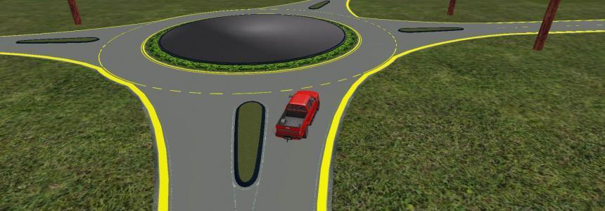 Road and railroad from Vaszics v1.1