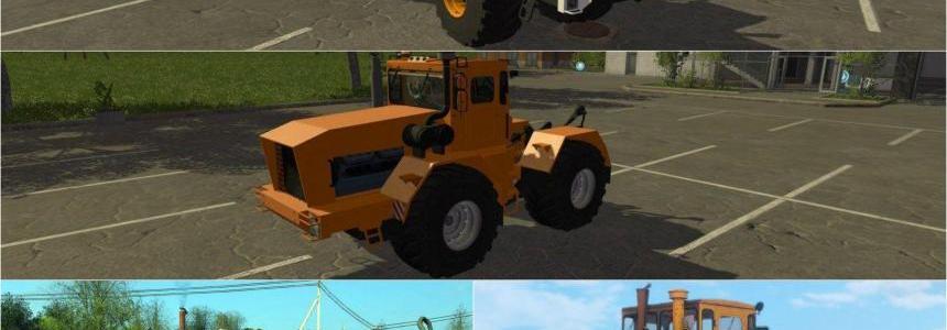 Russian BIG Tractors Pack v1.0