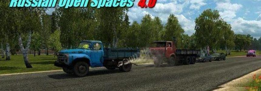 Russian Open Spaces v4.0 Update