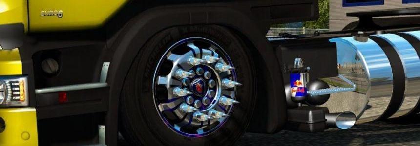 Scania Exclusive Wheels 1.28.x