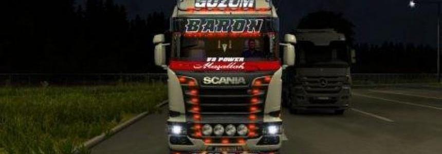 Scania GOZUM TRUCK 1.28.x