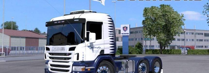 Scania P340 GABARDO v1.0