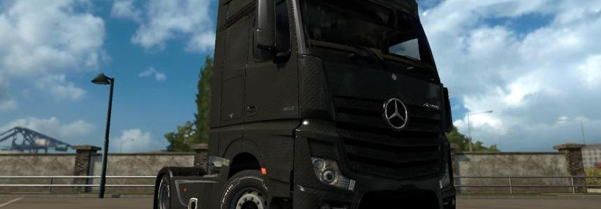 Skin Carbon For All Trucks