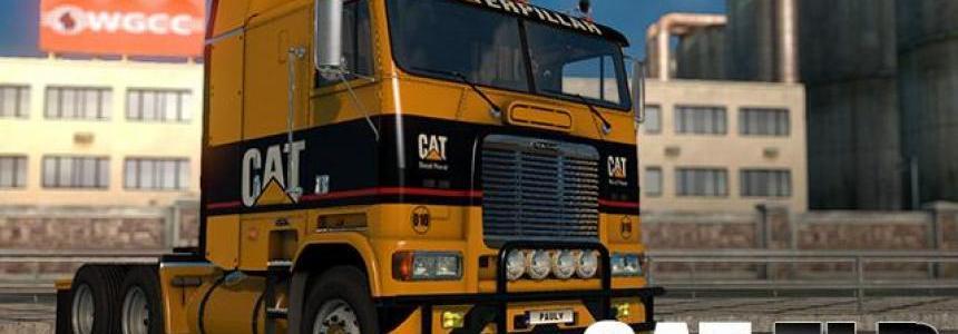 SKIN CAT FOR FREIGHTLINER FLB 1.28.x