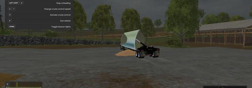 SmithCo side dump trailer v1.0