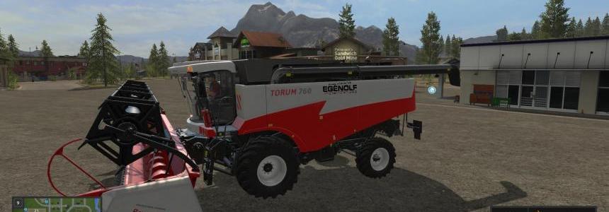 Torum Harvester Pack v1.2