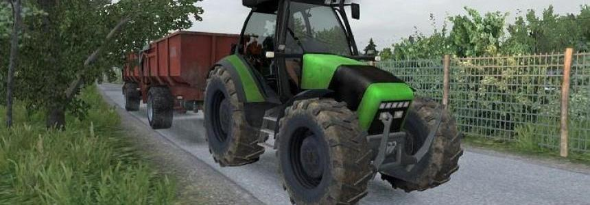 Tractor with Trailers in Traffic v3.6 full