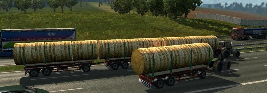 Traffic Tractors ets2 v1.28