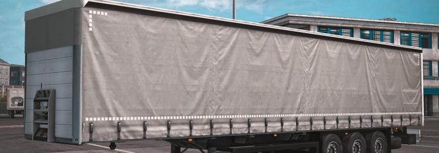 Trailer Schmitz Cargobull SCS Universal 1.28