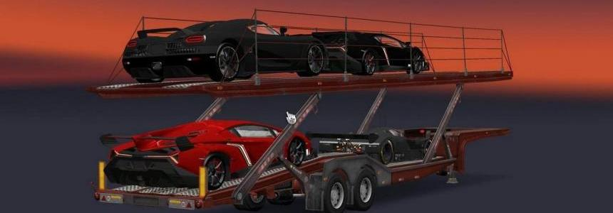 Trailer Super Cars 1.28.x
