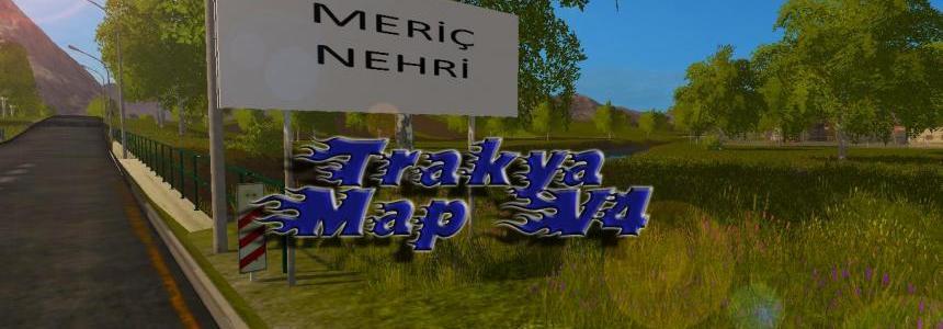 Trakya Map v5.0.0