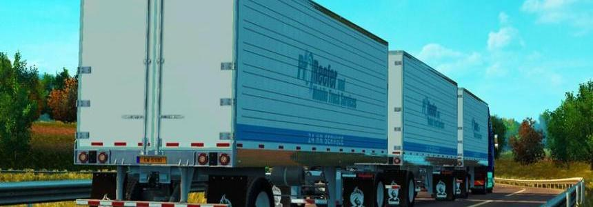 Triple Trailer – Pro Reefer V1.28