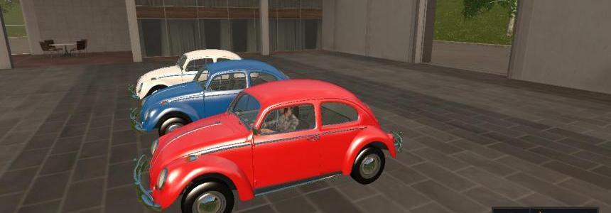 Volkswagen Kaefer 1966 1.0