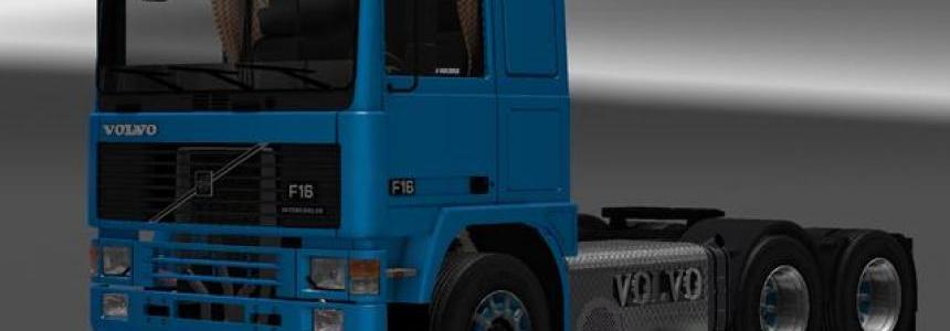 Volvo F12 & F16 Series v1.0