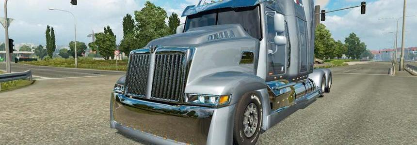Western Star 5700 Optimus Prime 1.28.x