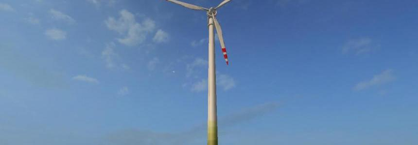 Wind Turbine 110m (Prefab) v1.0.0.0