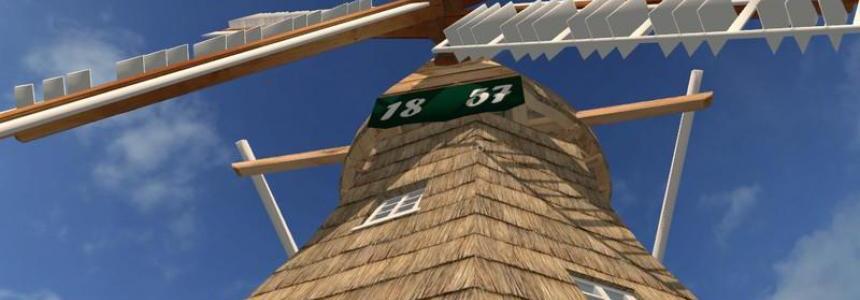Windmill Farming simulator 17 v2.0