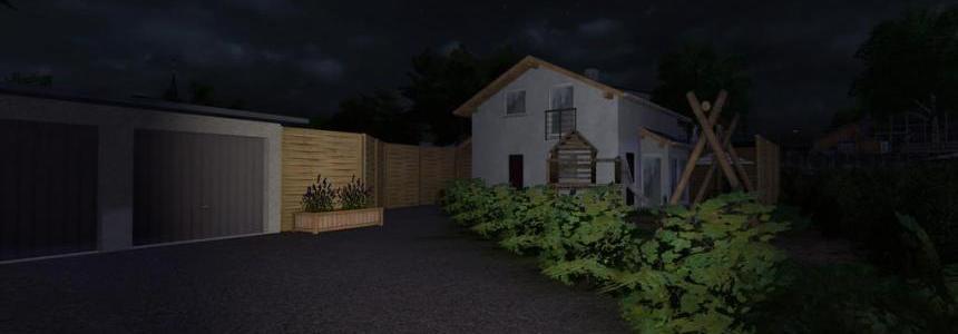 Wooden Fence (Prefab) v1.0.0.0