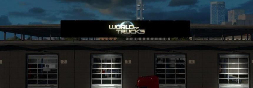 World of Truck Big Garage