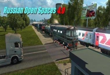 Russian Open Spaces V4.0 [1.28]