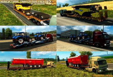 Agricultural Trailer Mod Pack v2.2.1
