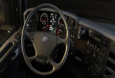 Real Scania V8 Sound