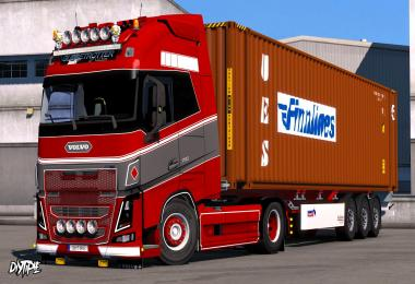 Skin Roling for Volvo FH16 2013 (Ohaha) 1.28