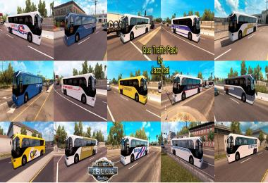 Bus Traffic Pack by Jazzycat v1.2