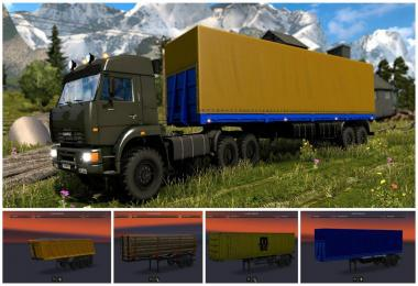 Trailers Pack Russia Update 1.28.x