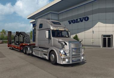 Volvo VNL 670 v1.5.3 (16.09.17) by Aradeth