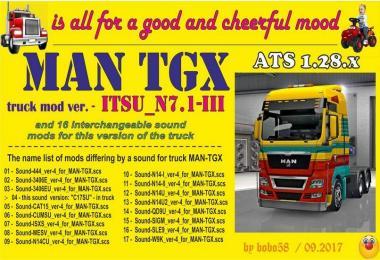 MAN TGX v7.1