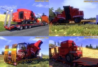 Agricultural Trailer Mod Pack v2.2.1 Update (21.09)