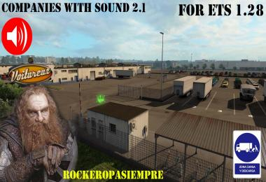 All Sounds for all companies v2.1 By Rockeropasiempre