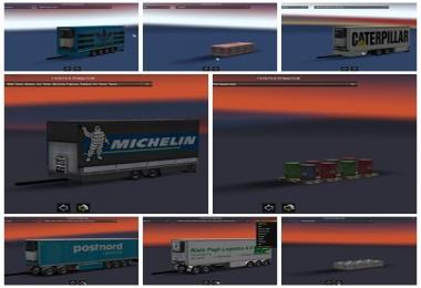 Big Pack BDF Trailers v1.0