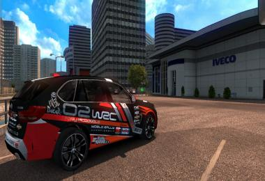 BMW X5 World Racing Championship 1.28.x