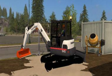 Bobcat E45 TFSG v2.0