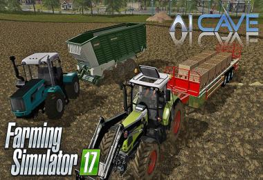 Claas Arion 600 (610, 620, 630) v2.0