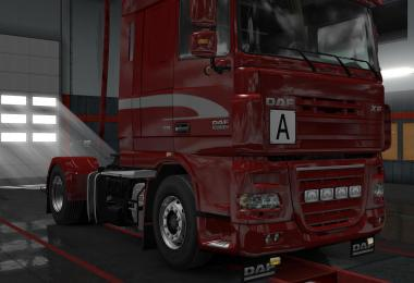 DAF XF 105 by vad&k v5.1
