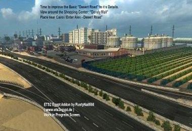 Egypt map 2.0 1.28