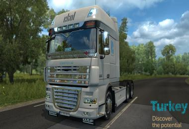 ETS 2 - Turkish Logistics Companies Paint Jobs Pack 1.28.x