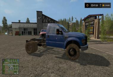 F350 Farming simulator 17 v1.0