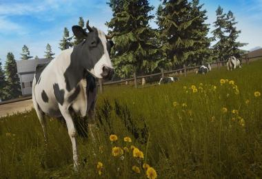 Find out which animals you'll be raising in Pure Farming 2018