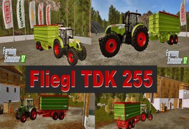 Fliegl TDK 255 v1.1