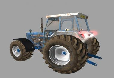 Ford 4000 Rusty Barn Project v1.0