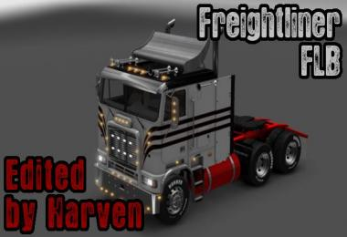Freightliner FLB edited by Harven v1.5.1 1.28.x