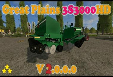 Great Plains 3S3000HD v2.0