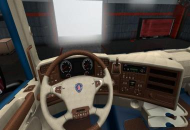 Interior for Scania RS by RJL