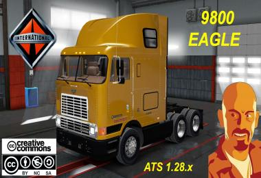 INTERNATIONAL 9800 EAGLE ATS 1.28.x